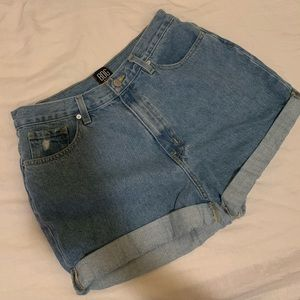 Mom High Rise Urban Outfitters BDG Shorts